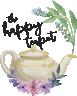 The Happy Teapot Logo